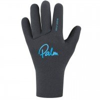 Palm High Five Gloves Kids  - Jet Grey, KL